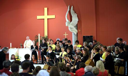 Académie Bach Aix le 16 mai 2015 à Venelles
