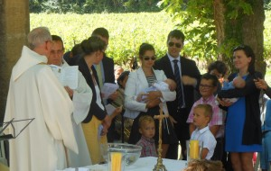 Deux baptêmes